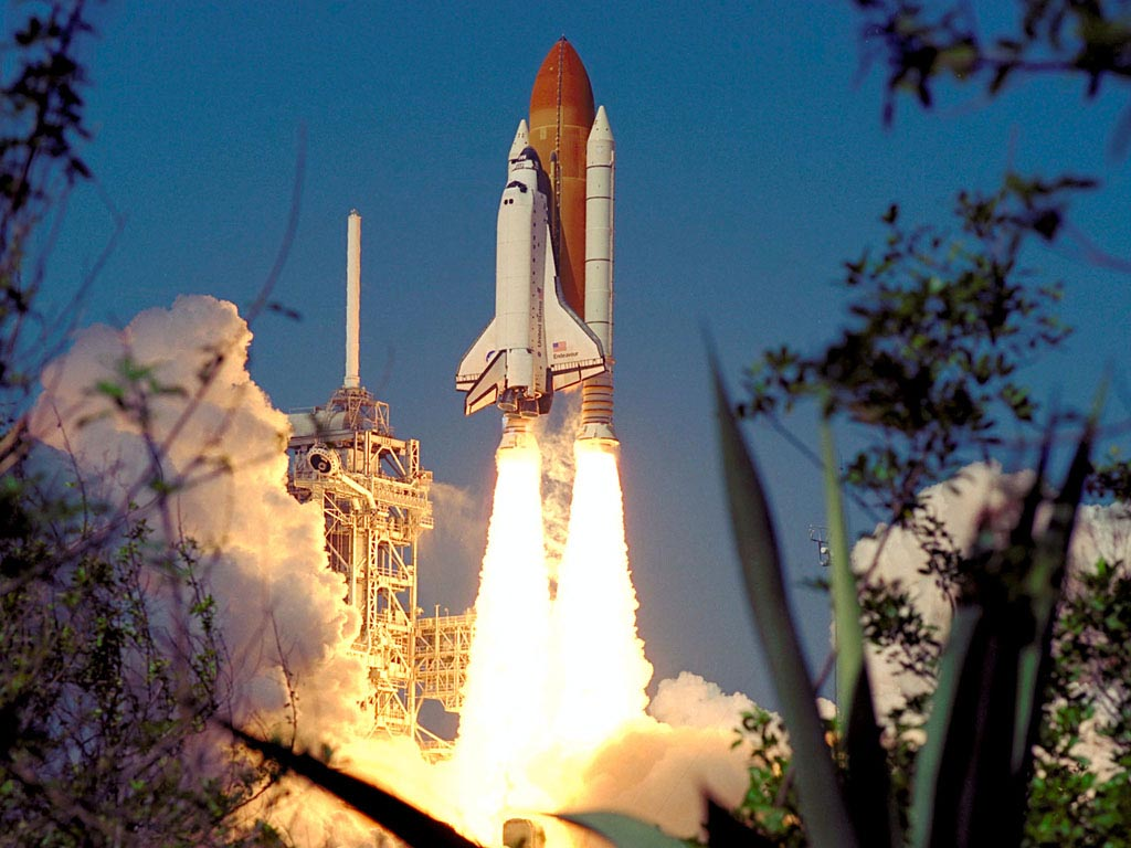 Daily News: Space Shuttle Launch