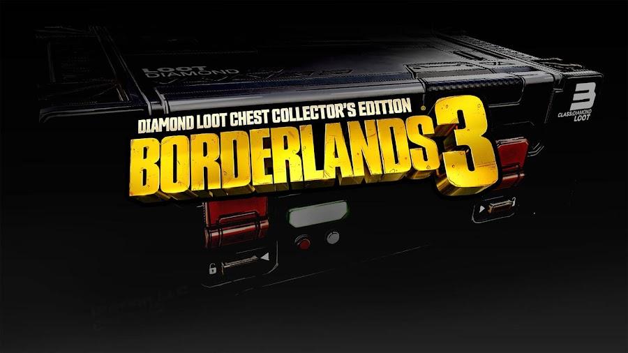 borderlands 3 diamond loot chest collectors edition uk ps4