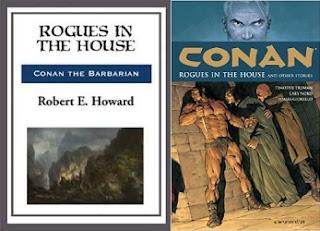 Robert E. Howard Zsiványok a házban Conan novella
