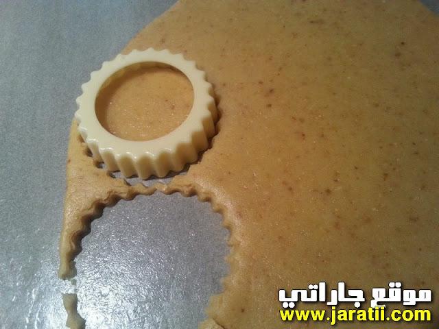 شكلين من صابلي باللوز والفستق مذاق كيهبل جاراتي