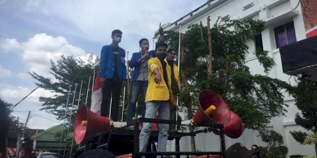 Dukung BEM UI, Mahasiswa Palembang: Jangan Bungkam Karya Intelektual Mahasiswa