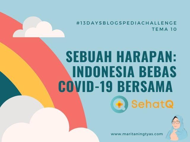 indonesia bebas covid-19