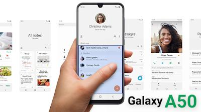 Harga dan Spesifikasi Samsung Galaxy A50