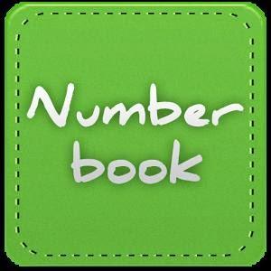 تحميل تطبيق نمبر بوك 2020 Number Book للاندرويد