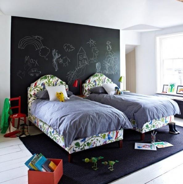 Baires deco design dise o de interiores arquitectura - Pinturas para habitaciones juveniles ...