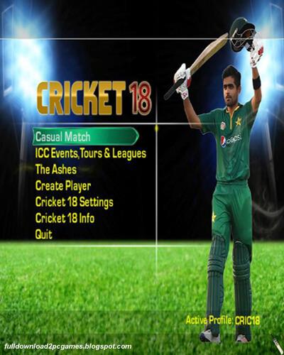 Ja! 20+ Lister over Ea Sports Cricket 19 Apunkagames ...