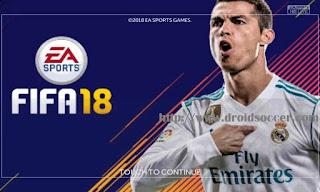 FTS 15 Mod FIFA 18 by Dimas Bagus