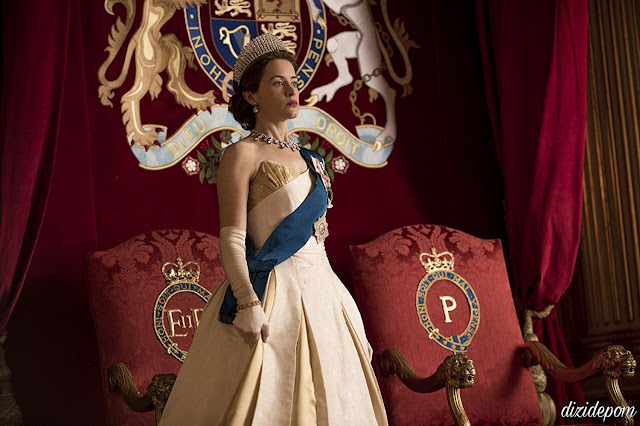 The Crown Dizisi İndir