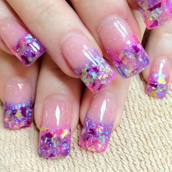 Top 10 Acrylic Nail Art Designs 2015
