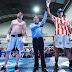 Pablo Migliore debutó como boxeador con un KO en el primer round