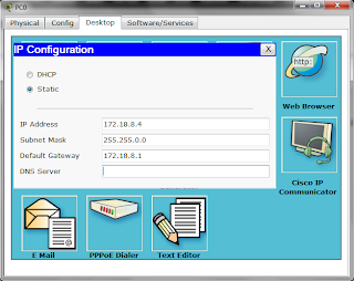 Tutorial Cara Setting Konfigrasi OSPF di Cisco Packet Tracer