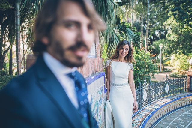 rosa clara novia vestido boda malaga tropical wedding