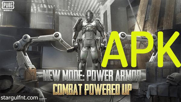 تحميل لعبة ببجي موبايل درع القوة - PUBG MOBILE RUNIC POWER للأندرويد APK