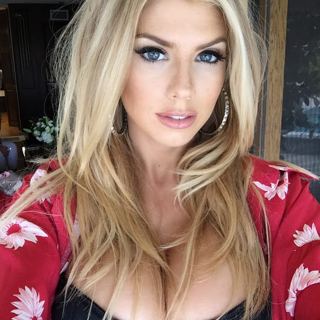 Actress, Model, @ Charlotte McKinney in Guess Lingerie Photoshoot 2016