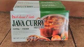 jual house foods java curry murah bumbu kuah kari dan ramen jepang