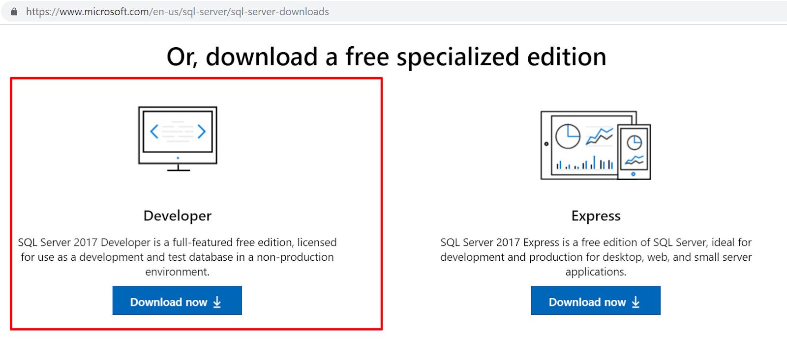 How To Install Microsoft SQL Server Free Version