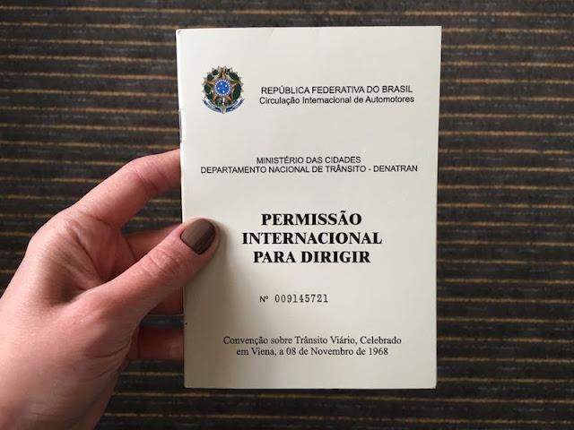 Permissão Internacional Para Dirigir em Pucón