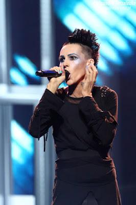 Agnieszka Chylińska - Festival Sopot