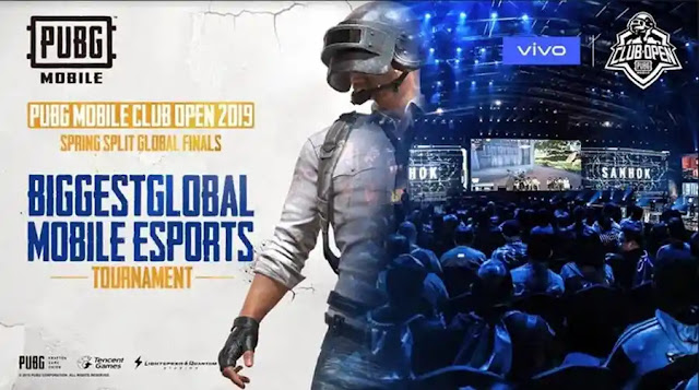 PUBG Mobile Club Open global finals