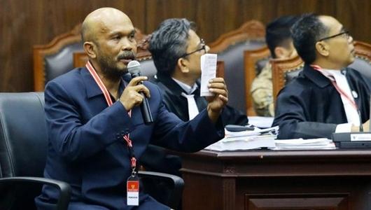 Keterangan Saksi Idham Amirudin Soal NIK Siluman Dibantah KPU Bogor