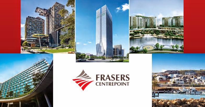 Frasers centrepoint limited ipo date