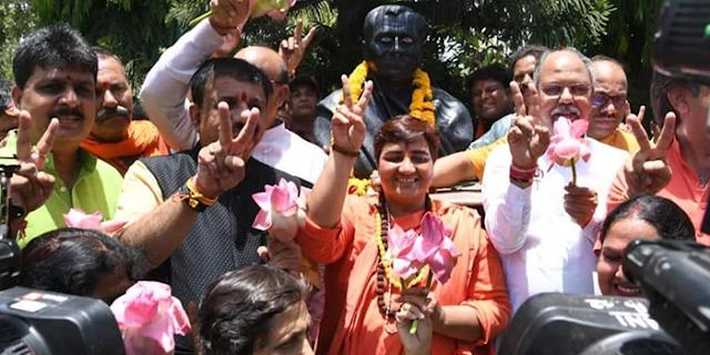 भाजपा: प्रज्ञा ठाकुर और नेताओं के बीच सबकुछ सौहार्द पूर्ण नहीं | MP NEWS