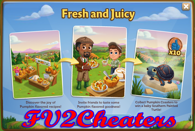 Farmville 2 Cheaters: Farmville 2 Cheat Code For Pumpkin Stand