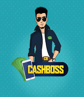 Cashboss App Refer Earn Loot