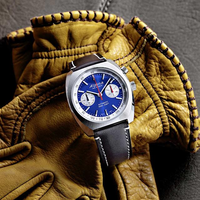 Alpina Startimer Pilot Heritage Chronograph AL-727LNS4H6