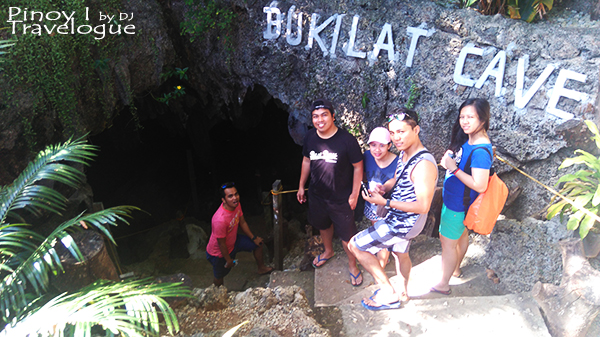 Mouth of Bukilat Cave