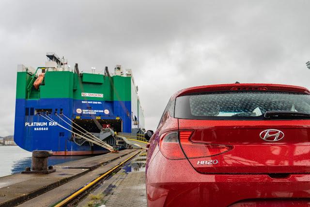 Novo Hyundai HB20X 2021