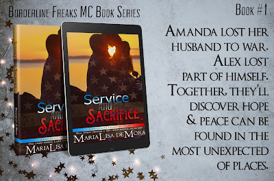 Service and Sacrifice by MariaLisa de Mora is Live!