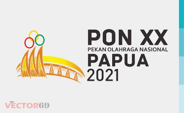 PON (Pekan Olahraga Nasional) XX Papua Tahun 2021 Logo - Download Vector File SVG (Scalable Vector Graphics)