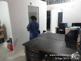 Tukang bangun dan renovasi pabrik di Cisauk