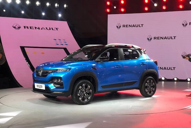 Renault Kiger launched in India: Prices unvield | Journalmotor