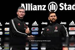 Juventus Press Room & Manager Kits - PES 2017