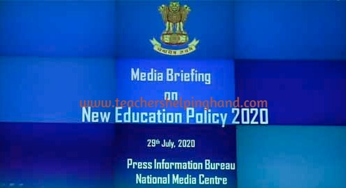 New education policy 2020: PM Modi told why 5 + 3 + 3 + 4 system will be replaced in schools by 10 + 2