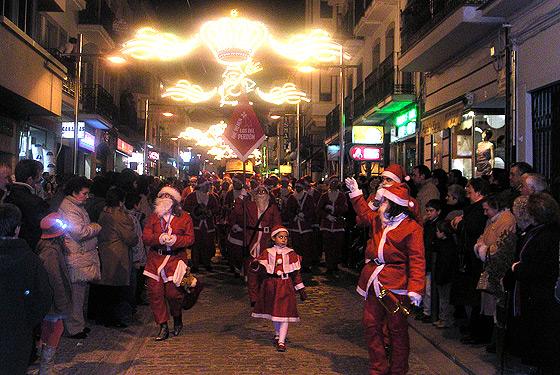 Cabalgata de Reyes de 2006 en Pozoblanco
