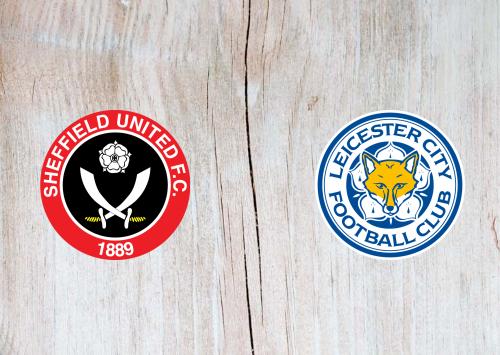 Sheffield United vs Leicester City -Highlights 06 December 2020