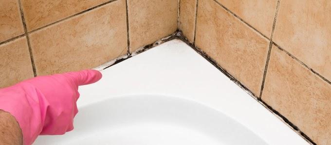 Με αυτό το κόλπο θα εξαφανιστεί η μούχλα από το μπάνιο