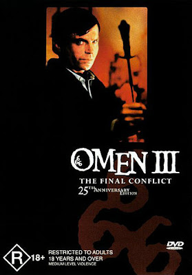 Omen III The Final Conflict |1981| |DVD| |R1| |NTSC| |Latino|