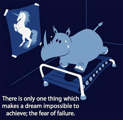 dreams are never impossible to achieve