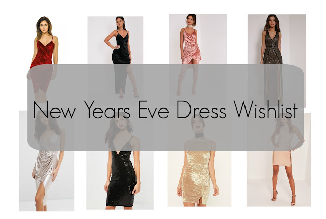 new years eve dress wishlist