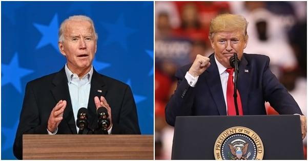 President Trump Is The Projected Winner Of Alaska