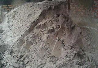 semen dan pasir