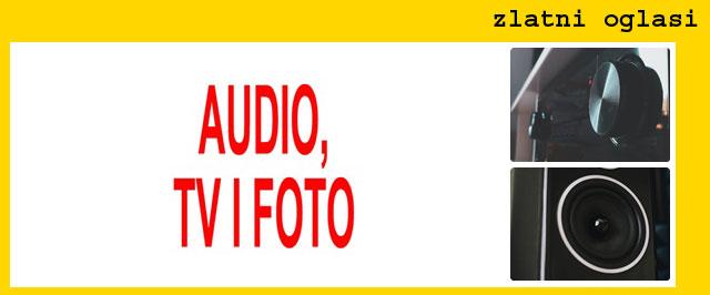 5 PRODAJA AUDIO, TV, FOTO TEHNIKE NA ZLATNIM OGLASIMA