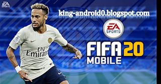 تحميل لعبة فيفا موبايل FIFA Mobile 20 الاصدار الاخير للاندرويد  Download FIFA Soccer: Beta (Early Access), FIFA Mobile 2020 Beta apk For android https://king-android0.blogspot.com/2019/08/fifa-mobile-20.html