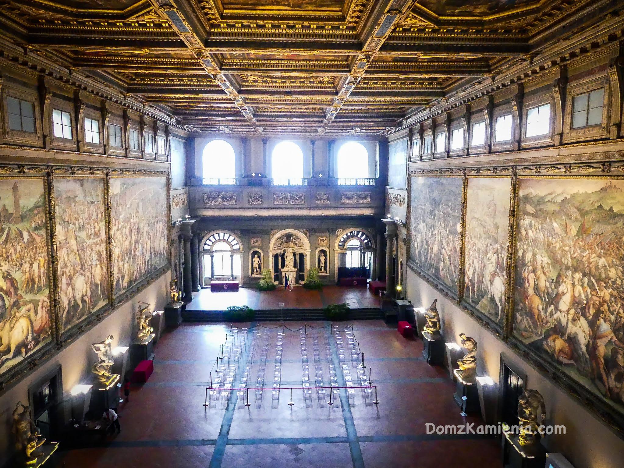 Dom z Kamienia, Sekrety Florencji