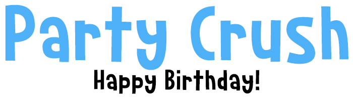 Party Crush Font