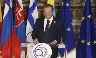 Τουσκ: Η Ευρώπη πρέπει να είναι ενωμένη ή δεν θα υπάρχει καθόλου